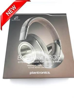 NEW Sealed Plantronics BackBeat Pro 2 Wireless Noise Cancelling Headphones + Mic