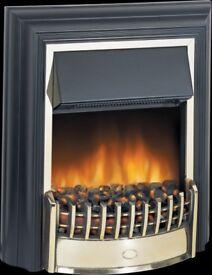 BRAND NEW: Cheriton Optiflame Freestanding Electric Fire £110 ONO