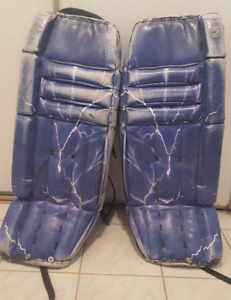 """○●○34 Prism or 32""""+1 Simmons Ultra Light 2 Ice Goale pads●○●"""