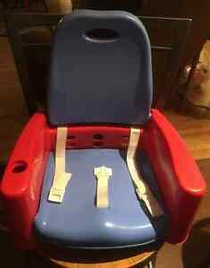 MULTI-STAGE BOOSTER SEAT IN EXCELLENT CONDITION!!