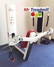 FREE MOTION Chest Machine | COMMERCIAL | Mr Treadmill Hendra Brisbane North East Preview