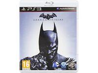 5 x PS3 Games £5.00 The Lot. Good Selection GTA IV - Batman Etc