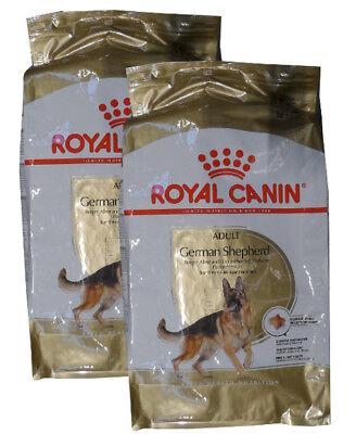 2x11kg Royal Canin German ADULT Shepherd Deutscher Schäferhund ()