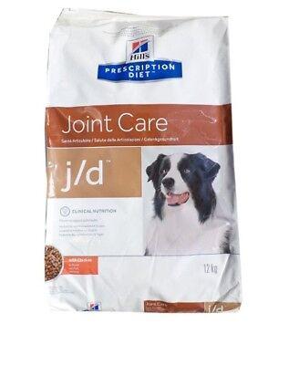 12kg Hills Prescription j/d Canine Joint Care, Diet, Hundefutter