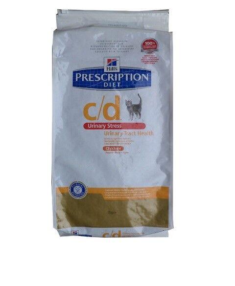 8kg Hills Prescription c/d Urinary Stress, Diet, Katzenfutter