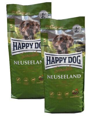 2x12,5kg Happy Dog  NEUSEELAND Hundefutter ***TOP PREIS***
