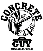 I am your Concrete Guy for the Job!!902-210-4718