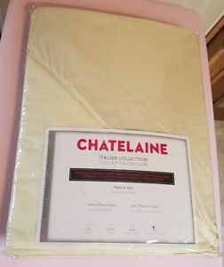 Sheet Set - KING SIZE - Chatelaine Italian Collection - NEW