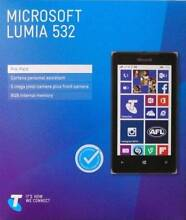 New: Microsoft Nokia Lumia 532 - 8GB - Black + $10 Sim Credit Somerton Park Holdfast Bay Preview