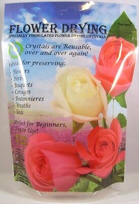 - Flower Drying Silica Gel - Fresh Flower Preservative!