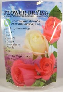 Flower Drying Silica Gel Fresh Flower Preservative