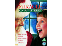 Christmas themed dvds - see list