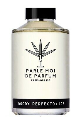 5ml DECANT of Parle Moi De Parfum Woody Perfecto 107 (in black plastic atomizer)