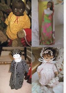 For Sale Doll Collection