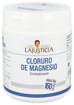 Ana Maria Lajusticia Cloruro de magnesio 400 gr Disminuye cansancio y Fatiga