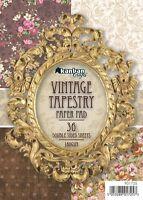 Kanban 'vintage Tapicería' A6 Bloc De Papel Nuevo 36 Doble Cara Hojas -  - ebay.es