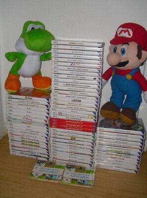 Nintendo Wii Spiele Auswahl Mario,Zelda,Sports,Dance,Donkey,Party,Quiz,Play ()