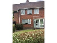 Spacious 3 Bedroom House , available to LET in Harborne.