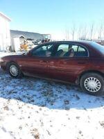 2000 Buick LeSabre Sedan
