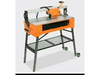 Tile cutter used for one job
