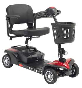 Scout Style Plus Mobility Scooter with Quad Suspension Lane Cove West Lane Cove Area Preview