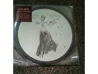 """Kate Bush """"King Of The Mountain"""" Limited edition PICTURE DISC 7"""" pic disc"""