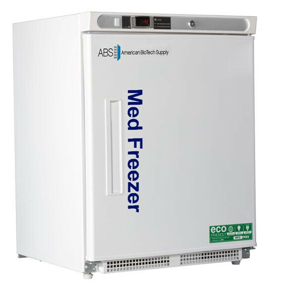 ABS 4.2 Cu. Ft. Capacity Premier Undercounter Freezer Built-In-LEFT HINGED, ADA