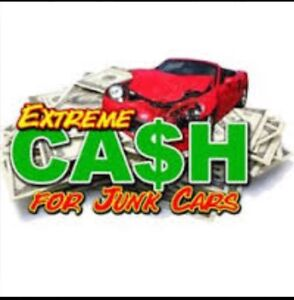 45 MIN SERVICE UPTO $10,000 CASH FOR SCRAP JUNK USED VEHICLE