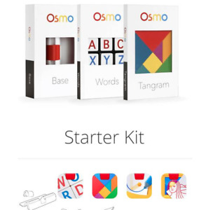 NEW Osmo Starter Kit + Numbers Game (In Original Packaging)