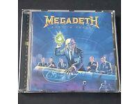 Megadeth - rust in peace Album