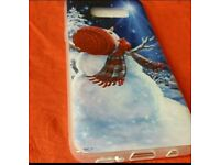 Christmas cover case phone for Samsung galaxy S8