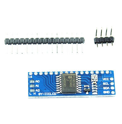 5v Iici2c Serial Interface Board Module F Arduino 1602 Lcd Display High Quality
