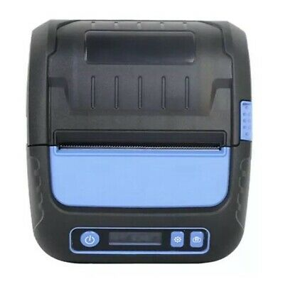 80mm Wireless Bluetooth Receipt Thermal Printer Support Labelreceipt Printing