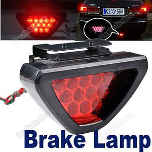 Universal-F1-Style-Car-Blinking-LED-Third-Brake-Lamp-Bulb-Flash-Fitting-Light
