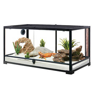 Looking for a 40+ gallon front opening terrarium.