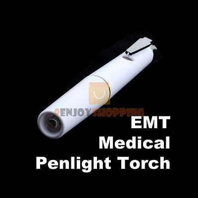 First Aid Pen Light Flashlight Torch Medical Doctor Nurse Emt Emergency Penlight