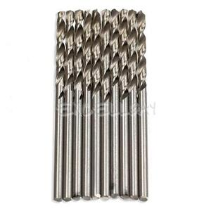 10PCS-2-5mm-Micro-HSS-Twist-Drilling-Auger-bit-for-Electrical-Drill-New-E0Xc