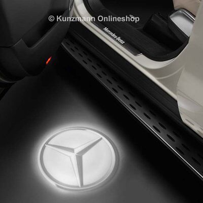 Original Mercedes-Benz LED Projektor Mercedes-Benz Stern Nachrüstung NEU
