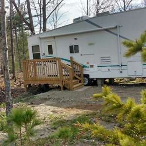 Affordable Vacation - Comfortable  1 Bedroom Trailer