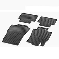 * MERCEDES E-CLASS W212 * Winter Rubber Mats + 2 For Front