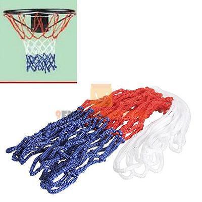 Replacement Basketball Net Heavy Duty Nylon Hoop Goal Rim Indoor Outdoor 45cm