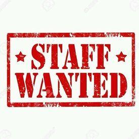Takeaway kitchen staff required, Bradford, Bingley, BD17 BD18 BD2 BD3 BD5 BD7 BD8 BD9 BD10
