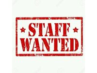 Takeaway staff required, kitchen workers or delivery driver, Bradford, Leeds Belle Isle / Middleton