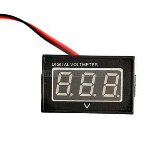 UN3F-Waterproof-3-0-to-30V-Blue-LED-Panel-Meter-DC-Digital-Voltmeter-Two-wire