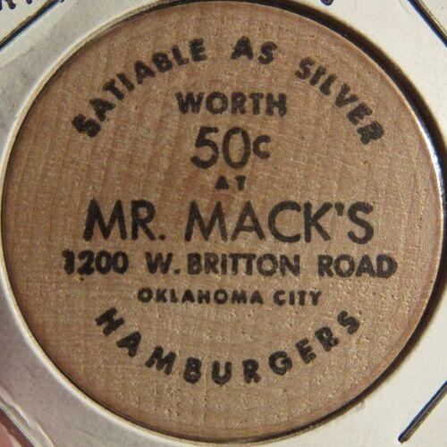 Vintage Mr. Mack