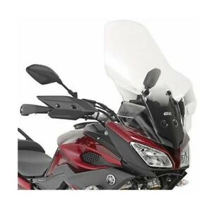 Save $100! -Givi Touring Screen (2122DT) & Mount for Yamaha FJ09