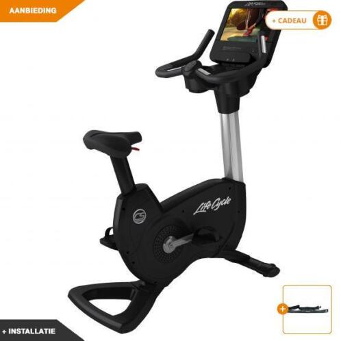 Life Fitness hometrainer Platinum Club Series Discover