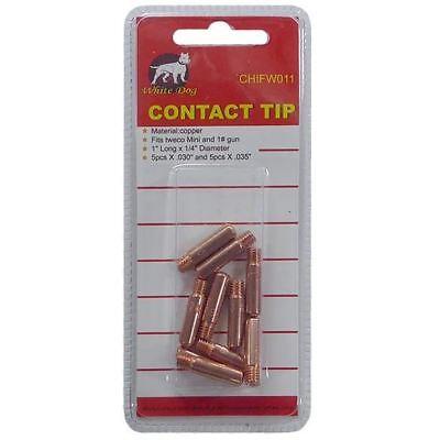 Replacement Contact Tip For Tweco Mig Welder Gun