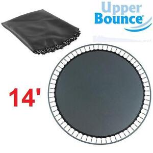 """NEW UPPER BOUNCE REPLACEMENT MAT 14' ROUND - USED WITH 7"""" SPRINGS - MAT ONLY REPLACEMENTS TRAMPOLINE TRAMPOLINES"""