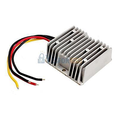 120w Golf Cart Voltage Reducer Converter Regulator 48 Volt 48v Down To 12v 10a